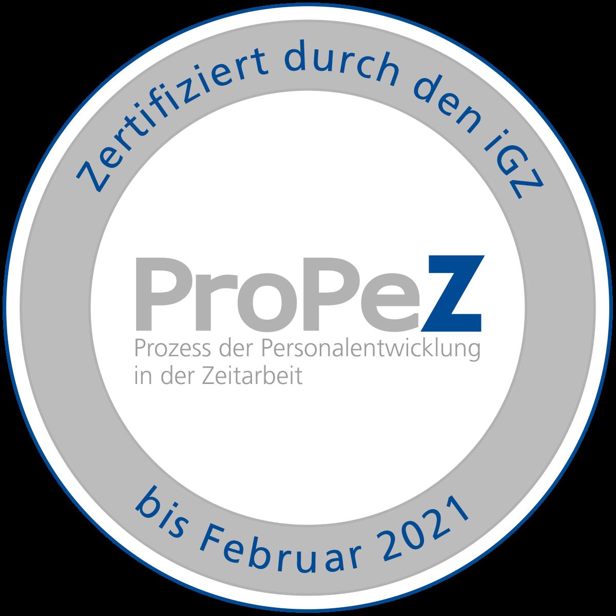 ProPeZ-Siegel